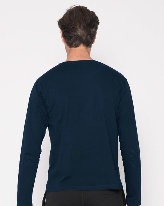 Shop Killer Mask Full Sleeve T-Shirt (GID)-Full