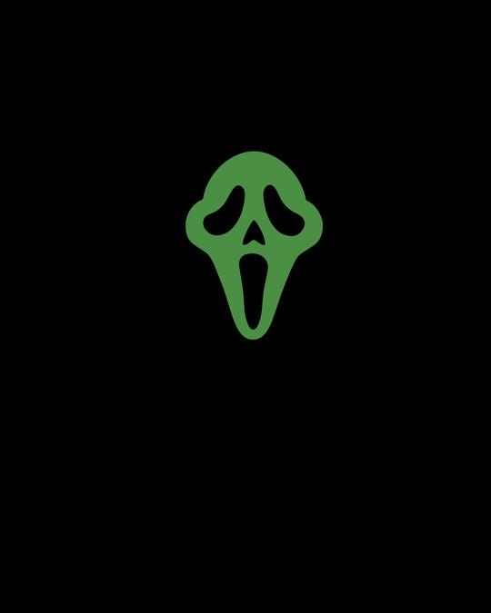 Shop Killer Mask Half Sleeve T-Shirt (GID)