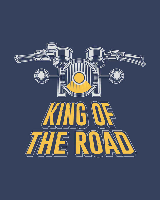 Shop King Of The Road Full Sleeve T-Shirt