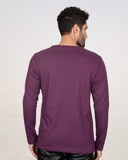 Shop King Pocket Gold  Full Sleeve T-Shirt-Full