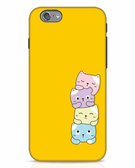 Shop Kitty Cats iPhone 6s Mobile Cover-Front