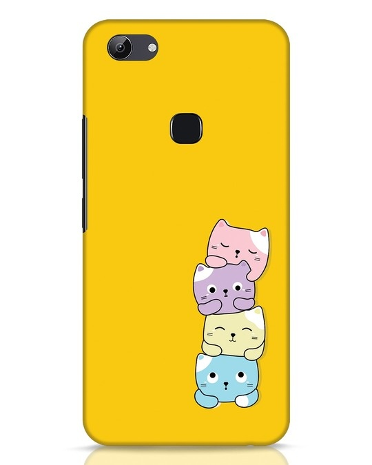 Shop Kitty Cats Vivo Y83 Mobile Cover-Front