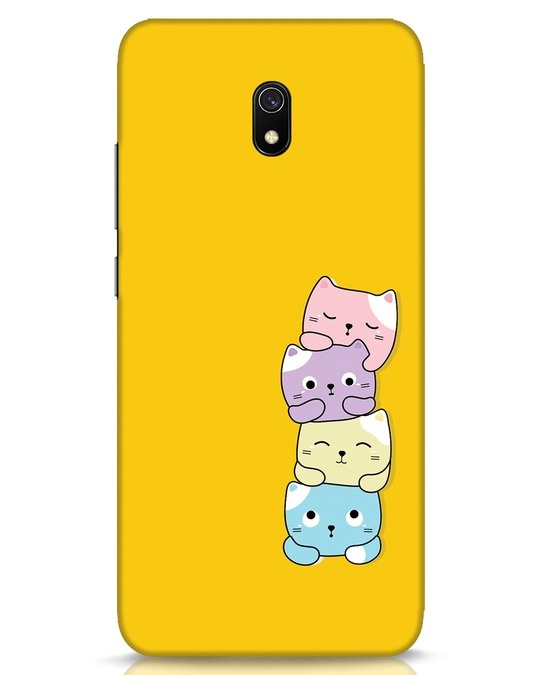 Shop Kitty Cats Xiaomi Redmi 8A Mobile Cover-Front