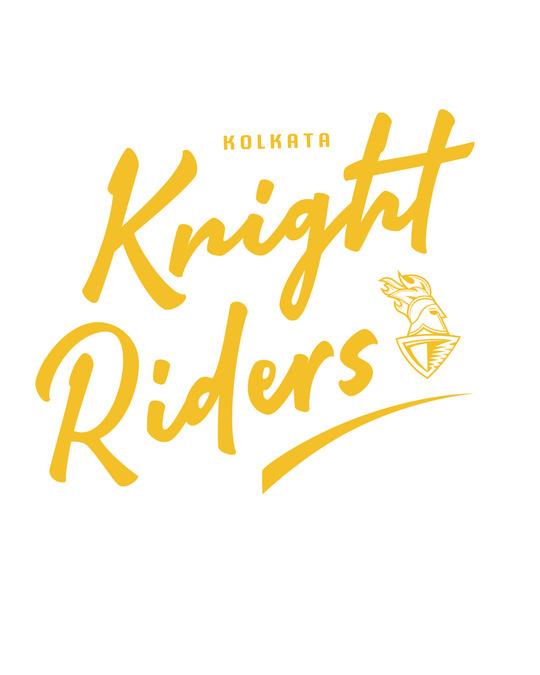 Shop Knight Riders Boyfriend T-Shirt