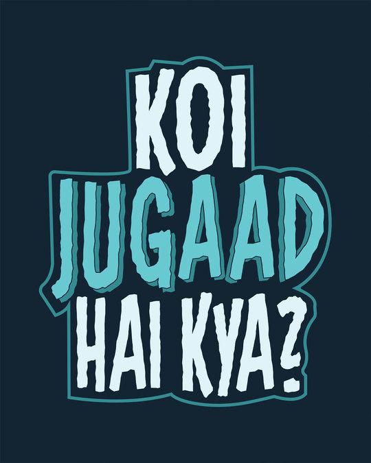 Shop Koi Jugaad Hai Kya Full Sleeve T-Shirt