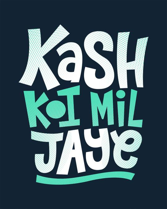 Shop Koi Mil Jaye Full Sleeve T-Shirt