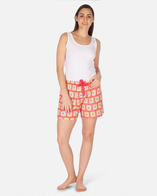 Shop Smugglerz Women's Lady & Wine Boxer Pink