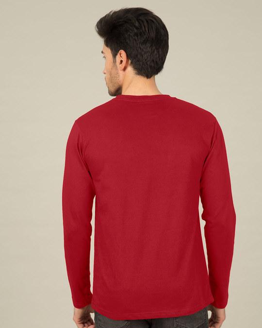 Shop Last Bencher Full Sleeve T-Shirt-Back
