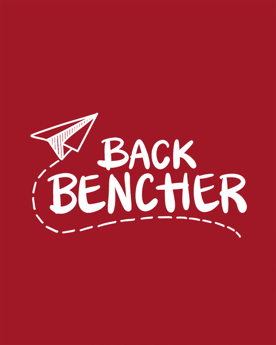 Shop Last Bencher Full Sleeve T-Shirt