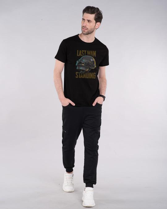 Shop Last Man Standing Half Sleeve T-Shirt-Design