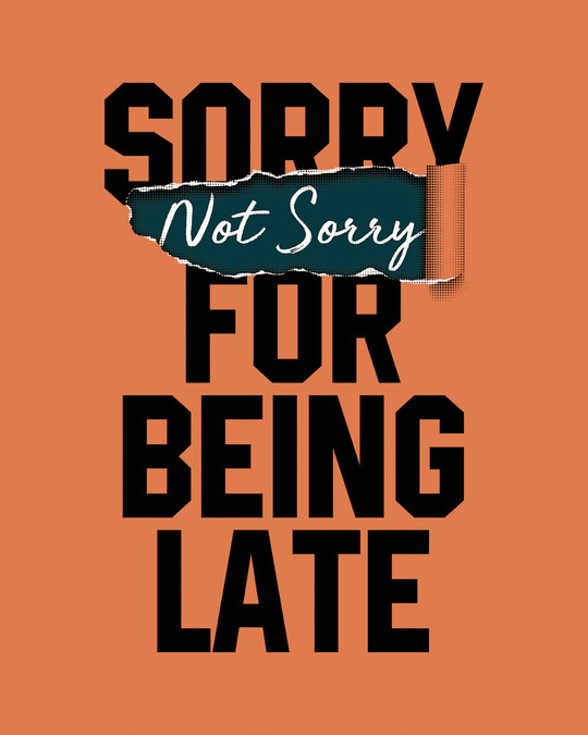 Shop Late And Not Sorry Sweatshirt