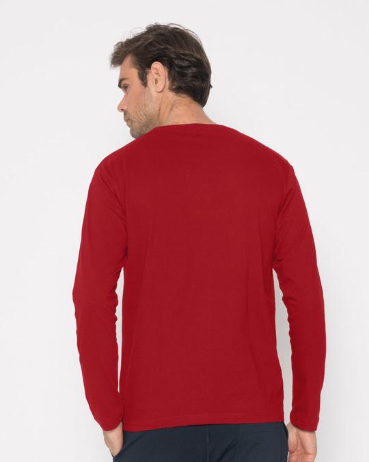 Shop Laughing Mickey Full Sleeve T-Shirt (DL)-Full