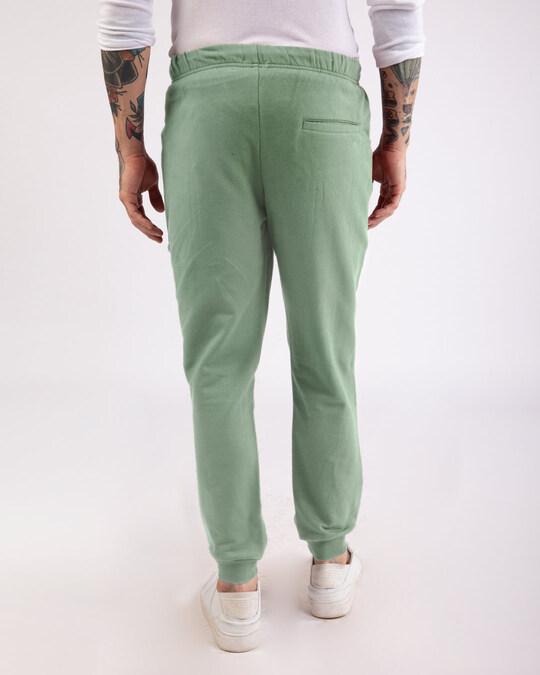 Shop Laurel Green Casual Jogger Pants-Design