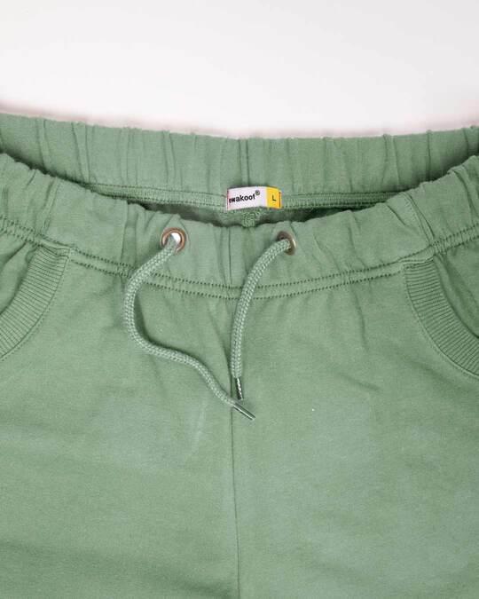 Shop Laurel Green Casual Jogger Pant