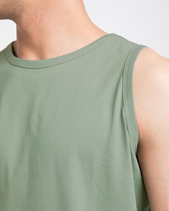 Shop Laurel Green Vest