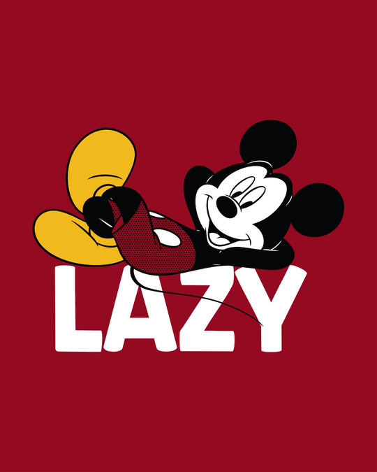 Shop Lazy Mickey Vest (DL)-Full