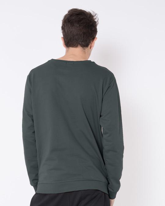 Shop Lazy Timezone Fleece Sweaters (LTL)-Back