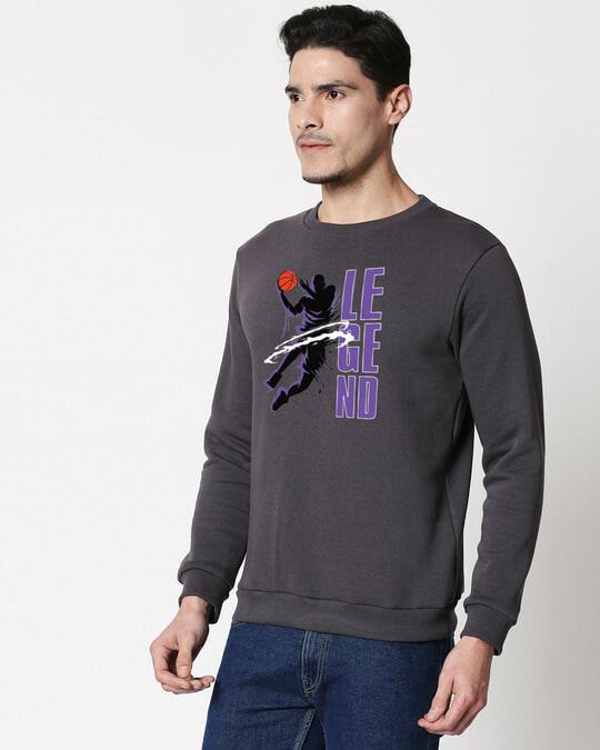 Shop Legend 24 Fleece Sweater-Design