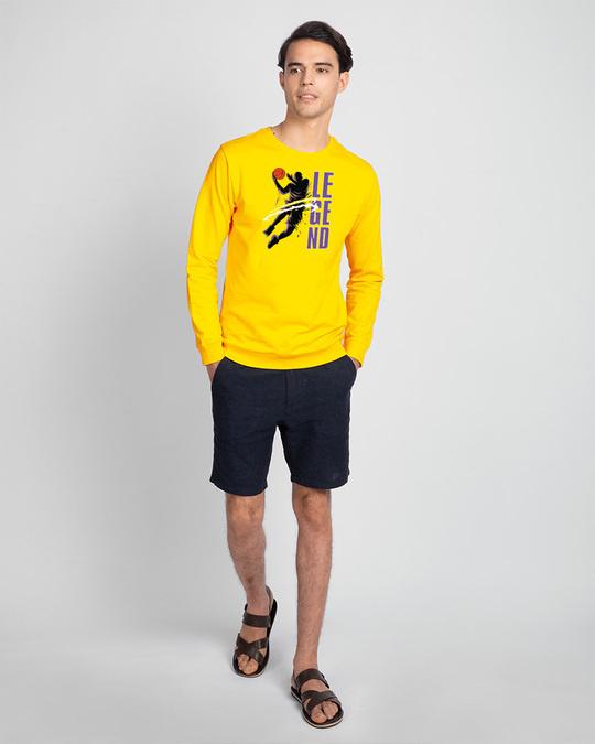 Shop Legend 24 Fleece Sweater-Full