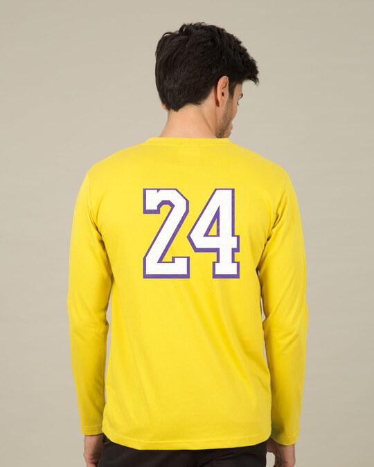 Shop Legend 24 Full Sleeve T-Shirt-Full