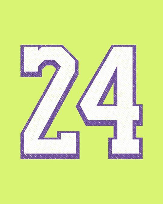 Shop Legend 24 Half Sleeve T-Shirt