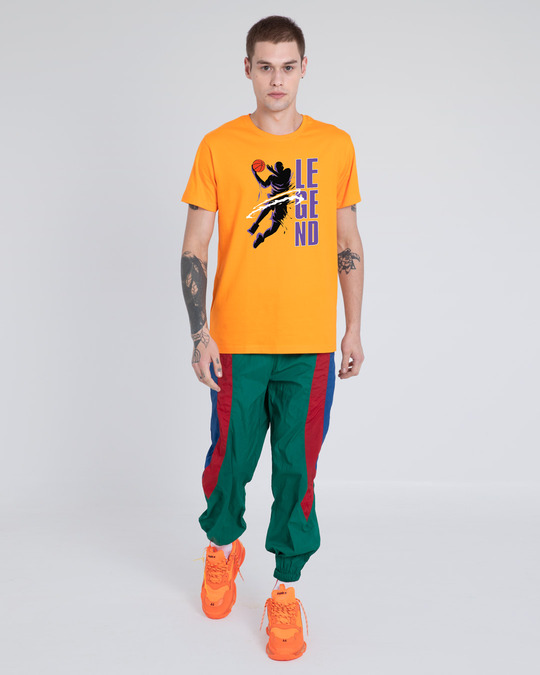 Shop Legend 24 Half Sleeve T-Shirt-Full
