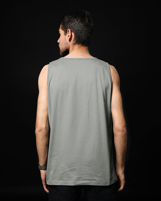 Shop Legend Dark Vest-Back