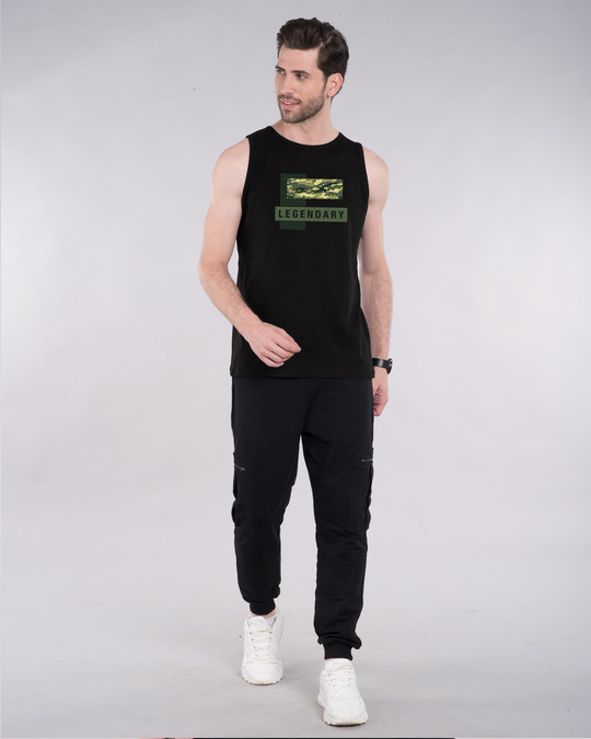 Shop Legendary Colours Vest-Full
