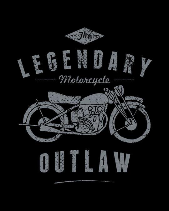 Shop Legendary Outlaw Boyfriend T-Shirt