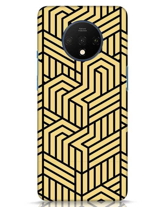 Shop Lemon Drop Pattern OnePlus 7T Mobile Cover-Front