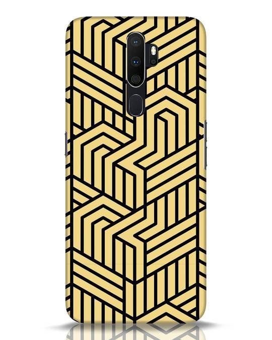 Shop Lemon Drop Pattern Oppo A5 2020 Mobile Cover-Front