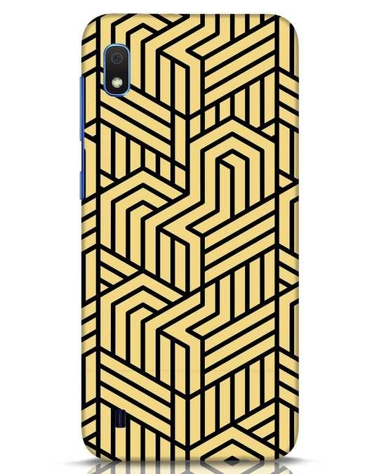 Shop Lemon Drop Pattern Samsung Galaxy A10 Mobile Cover-Front