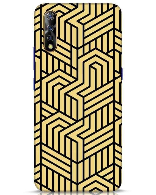 Shop Lemon Drop Pattern Vivo S1 Mobile Cover-Front