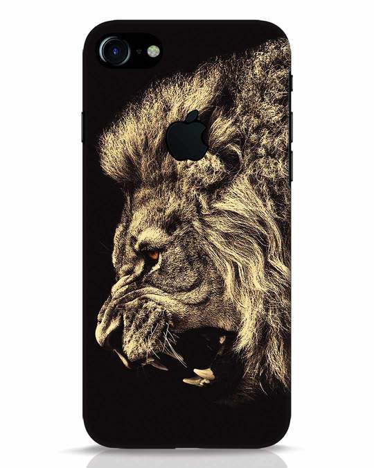 Shop Lep iPhone 7 Logo Cut Mobile Cover-Front