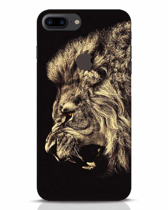 Shop Lep iPhone 7 Plus Logo Cut Mobile Cover-Front