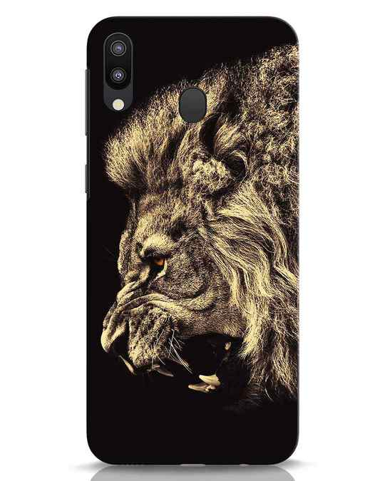 Shop Lep Samsung Galaxy M20 Mobile Cover-Front