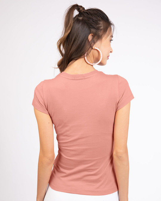 Shop Let It Be Half Sleeve T-Shirt-Design