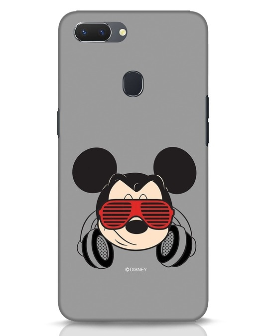 Shop Let The Music Play Realme 2 Mobile Cover (DL)-Front