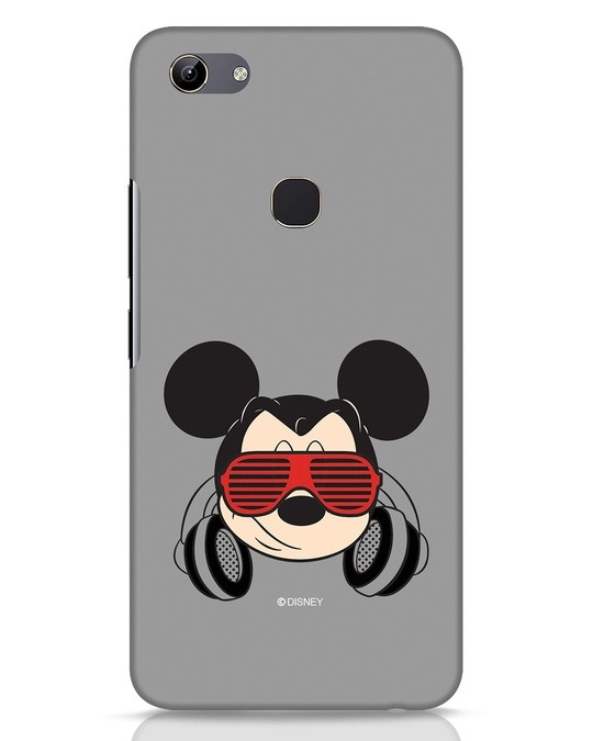 Shop Let The Music Play Vivo Y81 Mobile Cover (DL)-Front