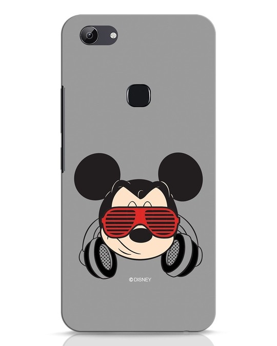 Shop Let The Music Play Vivo Y83 Mobile Cover (DL)-Front