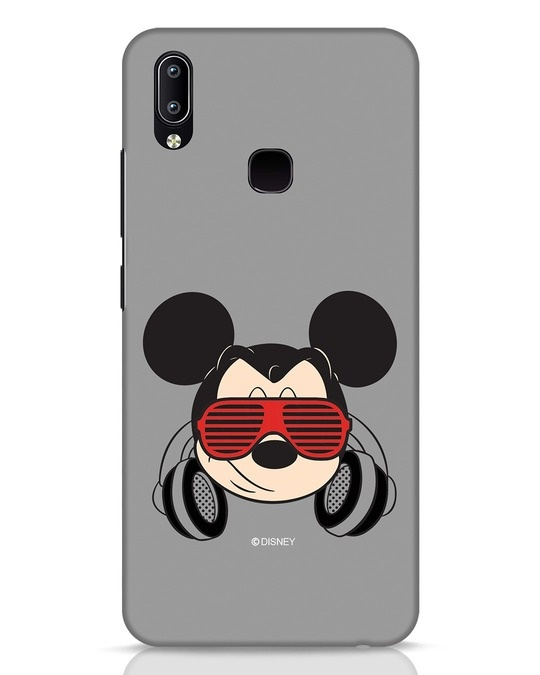 Shop Let The Music Play Vivo Y91 Mobile Cover (DL)-Front