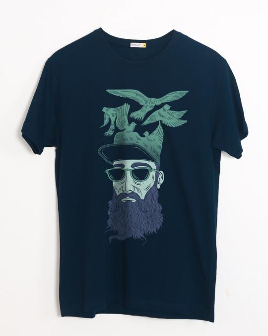 Shop Liberalism Half Sleeve T-Shirt-Front