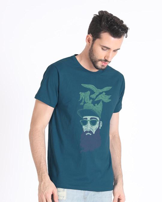 Shop Liberalism Half Sleeve T-Shirt-Full