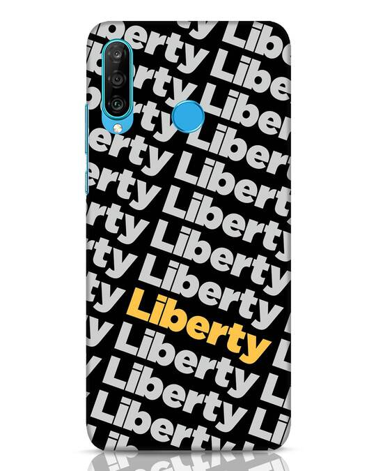 Shop Liberty Huawei P30 Lite Mobile Cover-Front