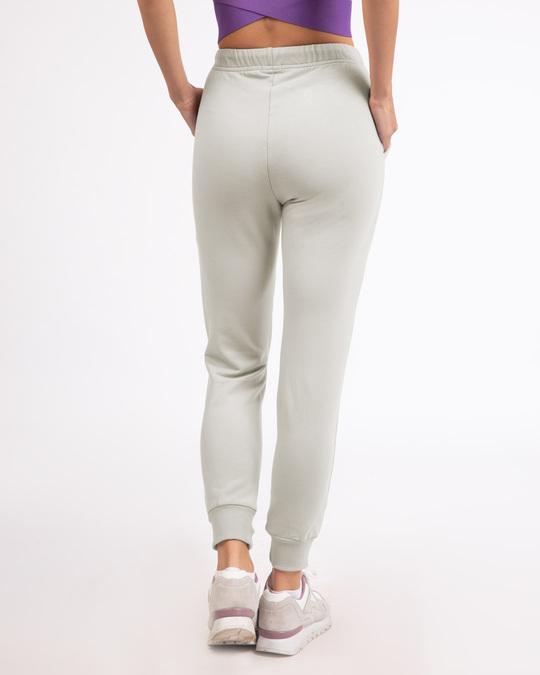 Shop Light Grey Casual Jogger Pant-Design