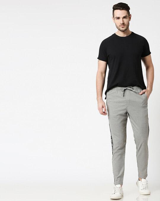 Shop Light Grey Men's Casual Pants