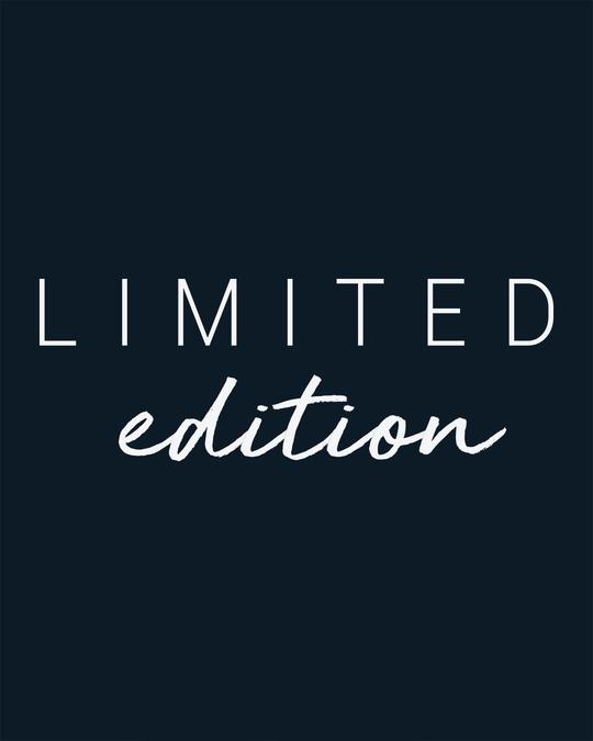 Shop Limited Edition Minimal Boyfriend T-Shirt