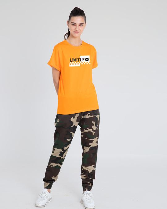 Shop Limitless 2.0 Boyfriend T-Shirt-Full