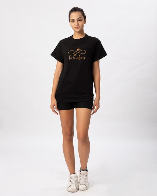Shop Limitless Arrow Boyfriend T-Shirt