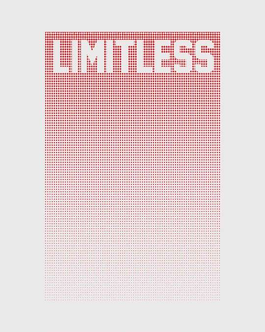 Shop Limitless Ombre Boyfriend T-Shirt